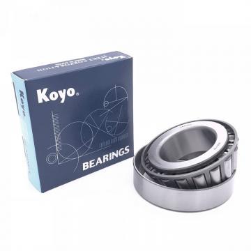 CONSOLIDATED BEARING 61703-2RS  Single Row Ball Bearings
