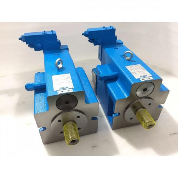 Vickers PV063L1K1T1NFRZ+PVAC1ECMNSJW20 Piston Pump PV Series #2 image