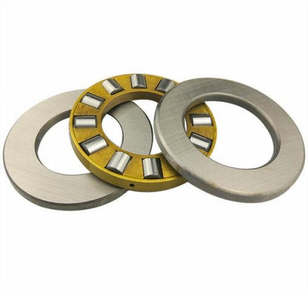 40 mm x 2.362 Inch | 60 Millimeter x 3.5 mm  SKF WS 81108  Thrust Roller Bearing #1 image