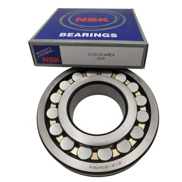 NSK 6012ZC3  Single Row Ball Bearings #1 image