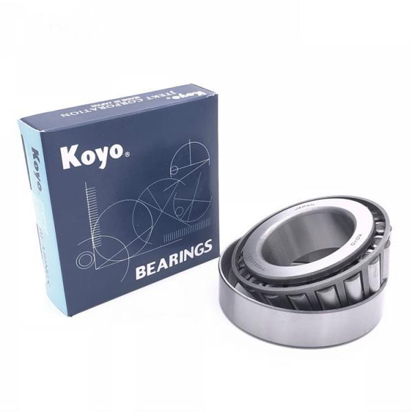 NSK 6005ZZCM  Single Row Ball Bearings #2 image