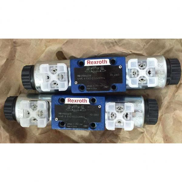 REXROTH 4WE 6 D6X/OFEW230N9K4/B10 R900944808 Directional spool valves #1 image