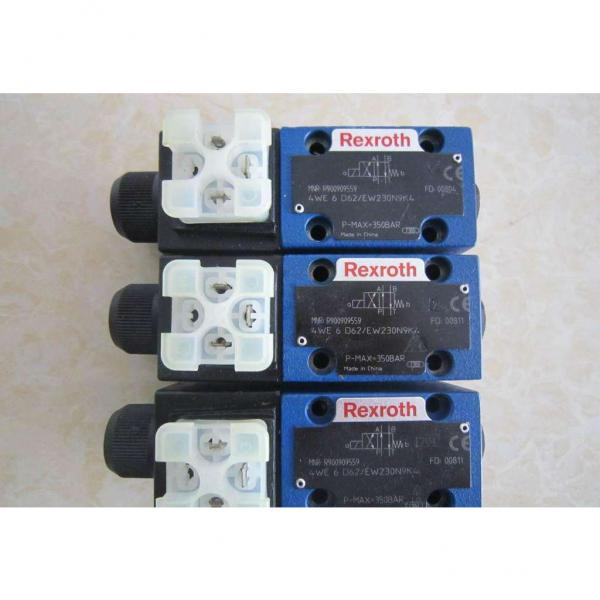 REXROTH 4WE 6 D6X/OFEW230N9K4/B10 R900944808 Directional spool valves #2 image