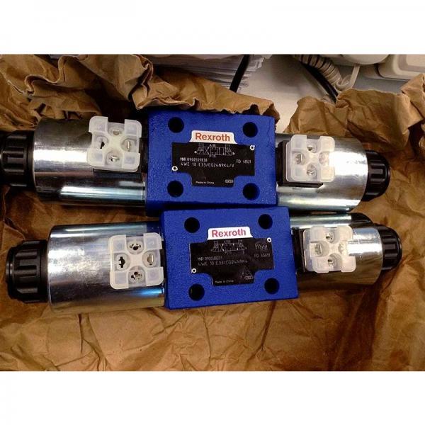 REXROTH Z2DB 6 VD2-4X/100V R900411317 Pressure relief valve #2 image